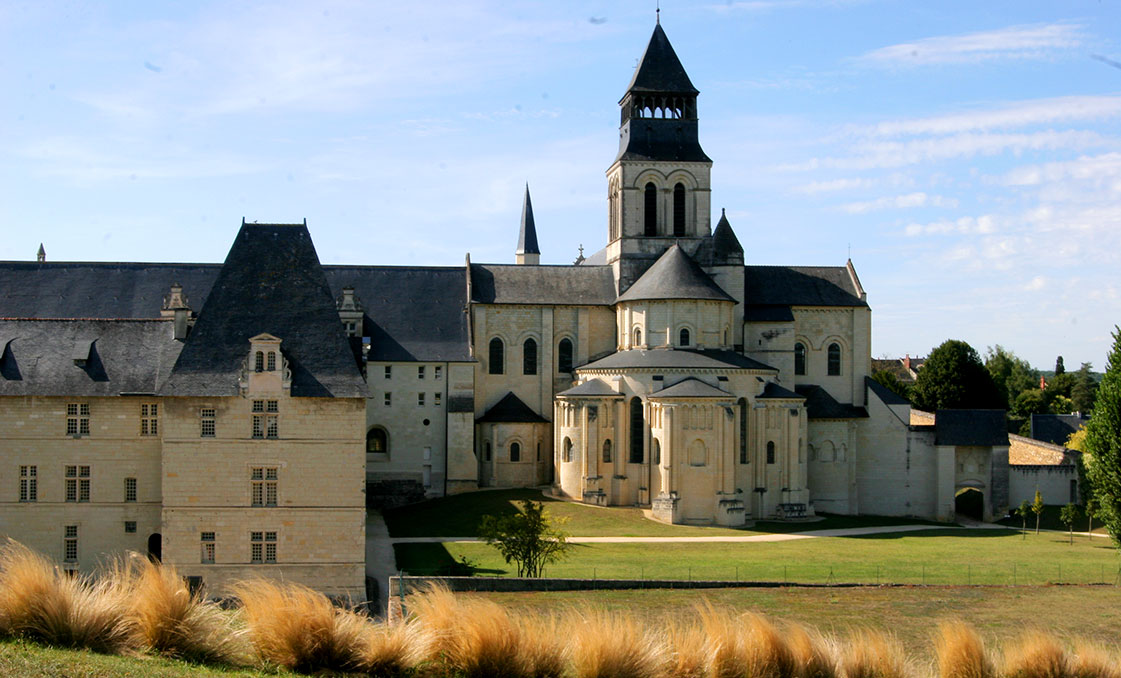 フォントヴロー王立大修道院Abbaye Royale de Fontevraud