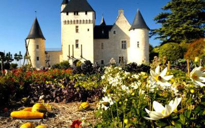 おとぎ話の庭、リヴォー城