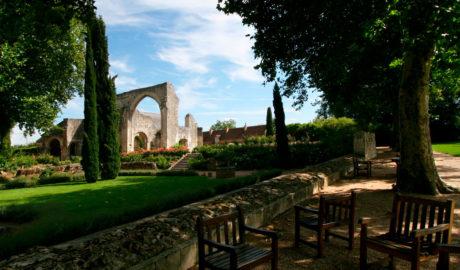サン・コム小修道院 Prieuré de Saint-Cosme